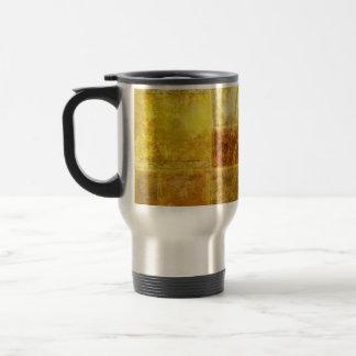 Patchwork Window Travel Mug