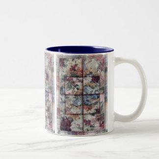 Patchworks VII Two-Tone Coffee Mug