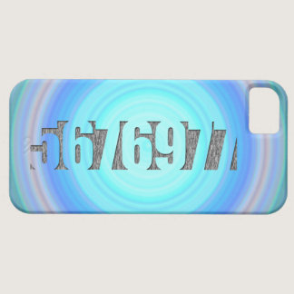 Patent 5676977 - Cure for AIDS (1997) iPhone SE/5/5s Case