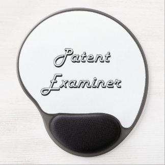 Patent Examiner Classic Job Design Gel Mouse Pad