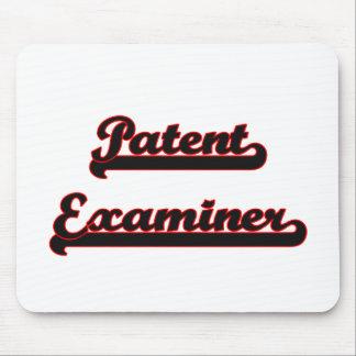 Patent Examiner Classic Job Design Mouse Pad