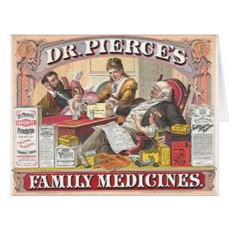 Patent Medicine Ad 1874 Card