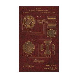 Patente 00382280 Sht 3 de Tesla Lona Estirada Galerias