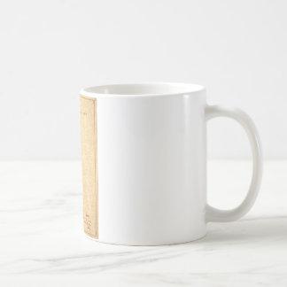 Patente del bulbo de Edison Taza De Café