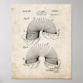 Patente furtiva - vieja mirada posters
