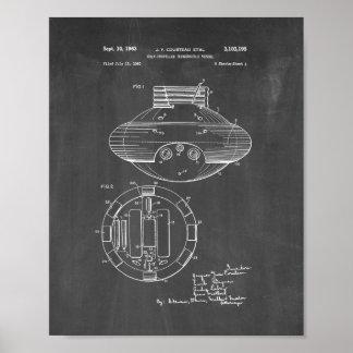 Patente sumergible automotora del buque - Chalkbo Impresiones