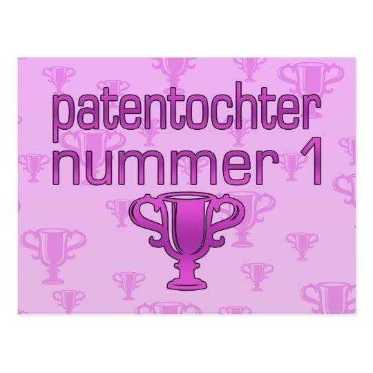 Patentochter Nummer 1 Postcard