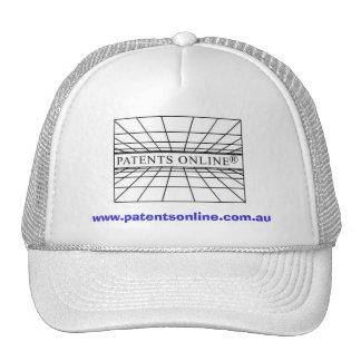 Patents Online Hat