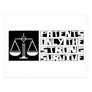 Patents Survive Postcard