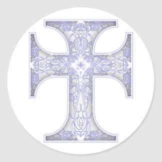 Pater Noster Classic Round Sticker