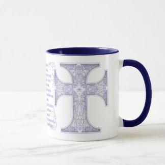 Pater Noster Mug