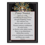 Pater Noster Posters
