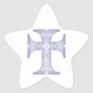 Pater Noster Star Sticker