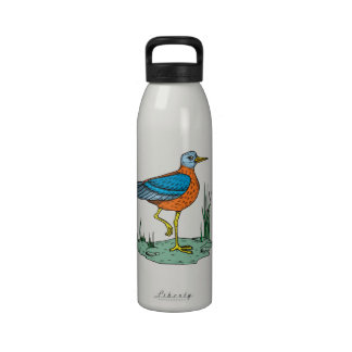 Pater Pigeon.png Water Bottle