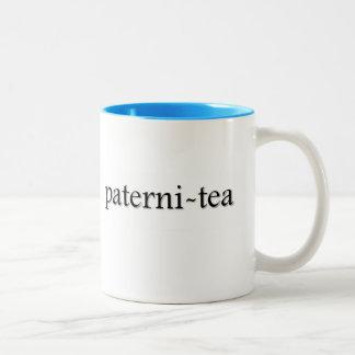 Paterni-tea Dad-To-Be Scripture Coffee Mug