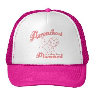 Paternidad más bien pensada gorras