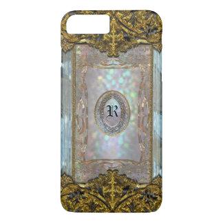 Paternost Glitzy Ritz Monogram Slim Plus iPhone 8 Plus/7 Plus Case