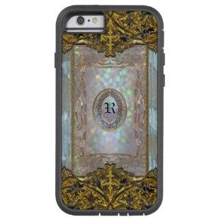 Paternost Glitzy Ritz Monogram Tough Xtreme iPhone 6 Case