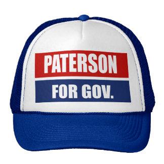 PATERSON 2010 GORRA