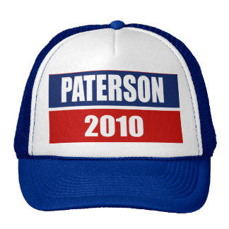 PATERSON 2010 GORRAS