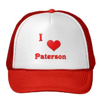 Paterson -- Rojo Gorro