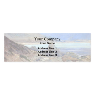 Path along the Shore by Guy Rose Business Card