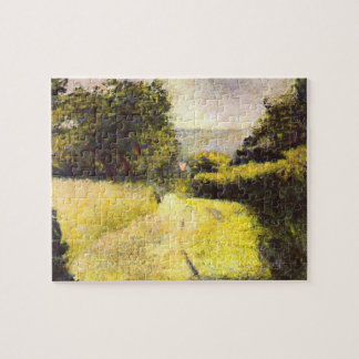 Path by Georges Seurat Puzzles