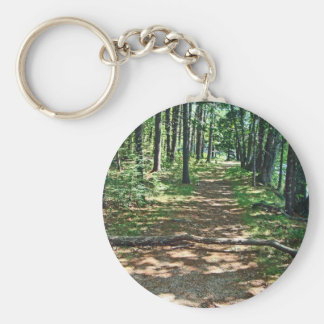 Path by the River Keychain