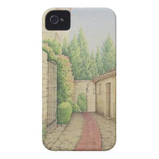 Path in Eze, Cote D'Azur In Pastel iPhone 4 Case