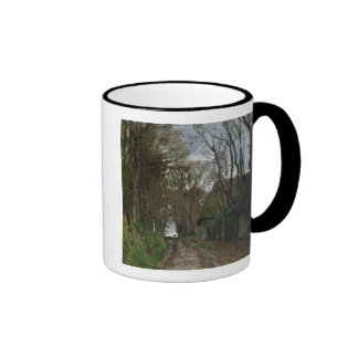 Path in Normandy (oil on canvas) Mug