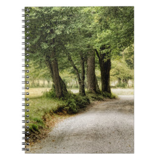 Path in the Country Notebook