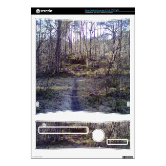 Path in the Forest Xbox 360 S Skin