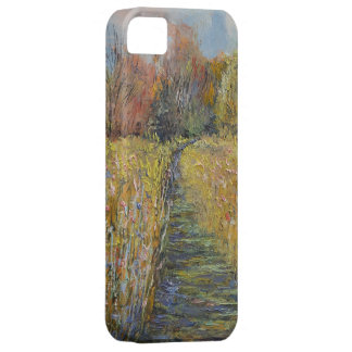 Path in the Meadow iPhone SE/5/5s Case