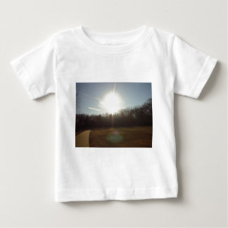 Path In The Woods Baby T-Shirt