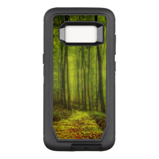 Path In The Woods OtterBox Defender Samsung Galaxy S8 Case