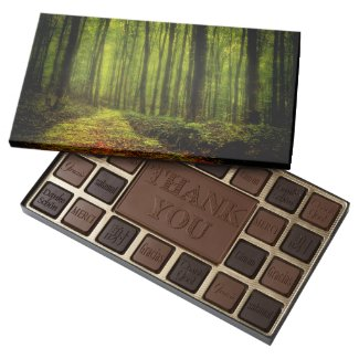Path In Woods Assorted Chocolates