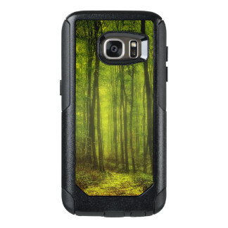 Path In Woods OtterBox Samsung Galaxy S7 Case
