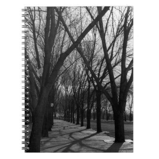 Path less traveled notebook