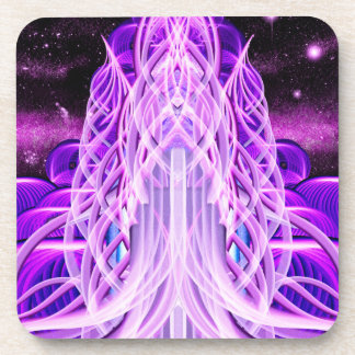 Path of Enlightenment Drink Coaster