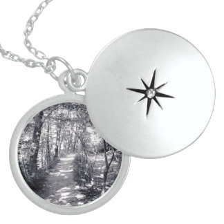 Path of Faith Sterling Silver Necklace