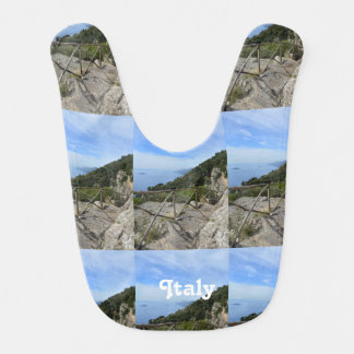 Path of Gods Amalfi Baby Bib
