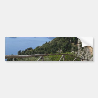 Path of Gods Amalfi Bumper Sticker