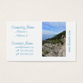Path of Gods Amalfi Business Card