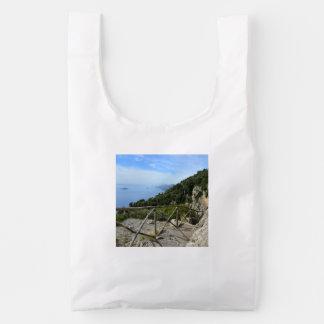 Path of Gods Amalfi Reusable Bag