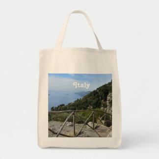 Path of Gods Amalfi Tote Bag