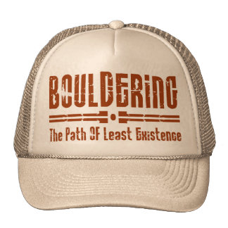 Path-of-Least-Existence-Cho Trucker Hat