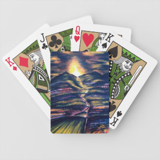 Path of Life Bicycle Playing Cards