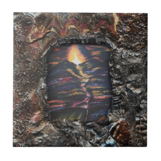 Path of Life Burnt Offering Tile