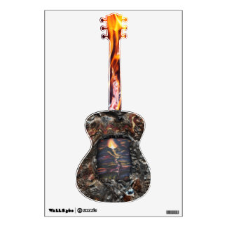 Path of Life Burnt Offering Wall Sticker