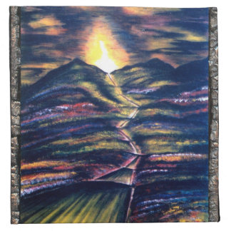 Path of Life Cloth Napkin